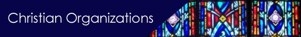christian organizations